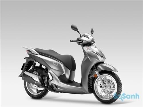 Xe máy Honda Sh 2012 - SH đầu tiên được sản xuất tại Việt Nam