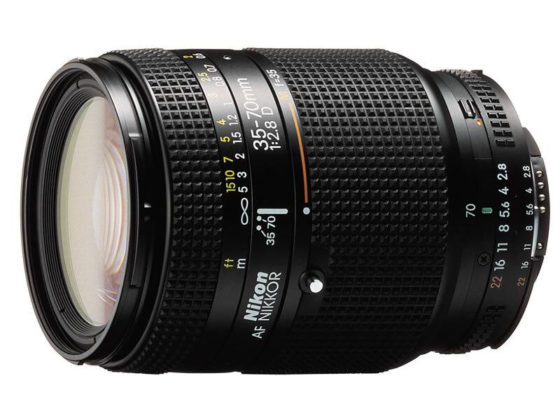 Nikon 35 -70mm f/2.8D