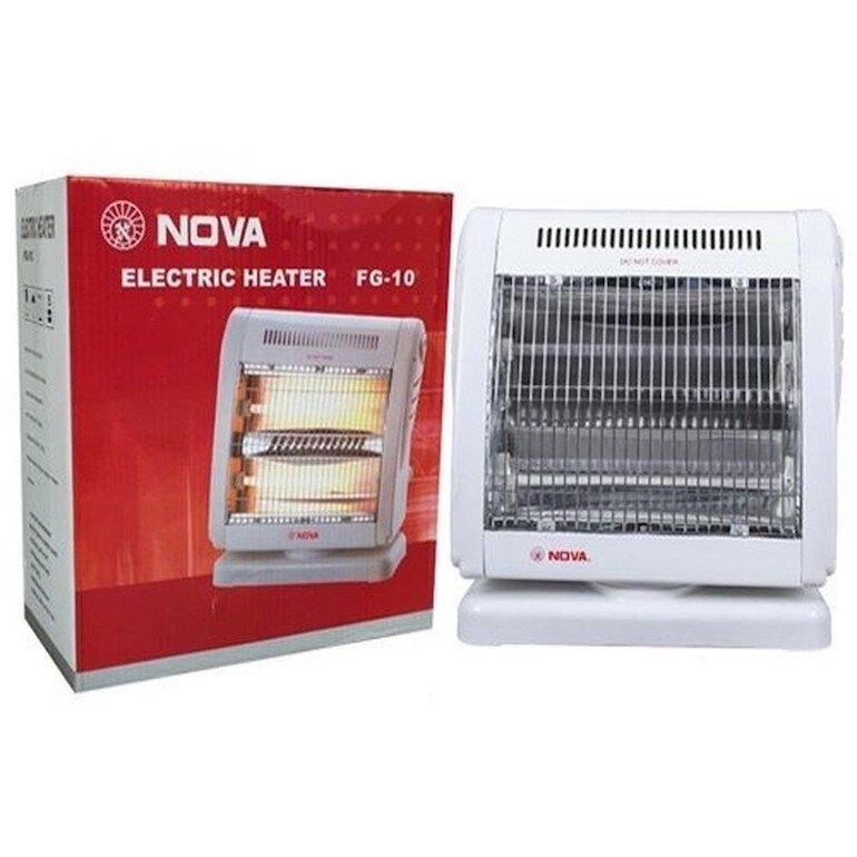Các mẫu máy sưởi Nova mới nhất 2019