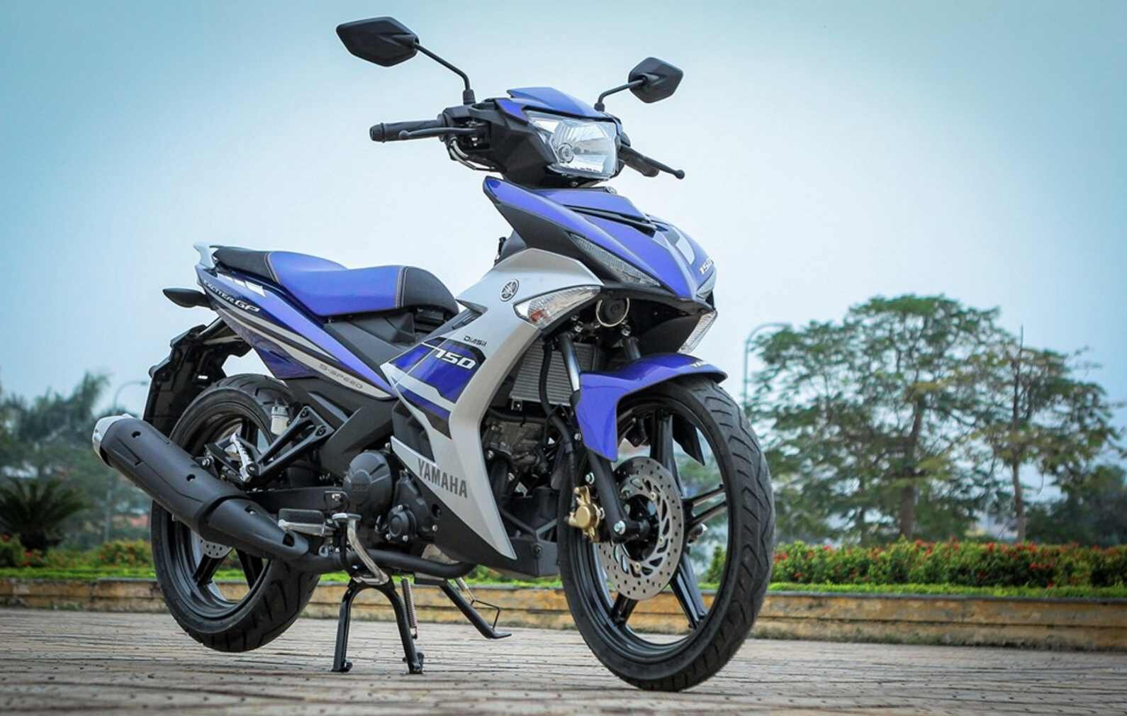 Xe máy Yamaha Exciter 150 GP