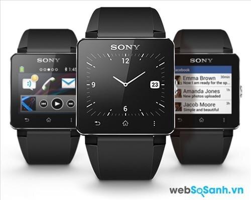 Trên một chiếc đồng hồ thông minh có khá nhiều các chức năng