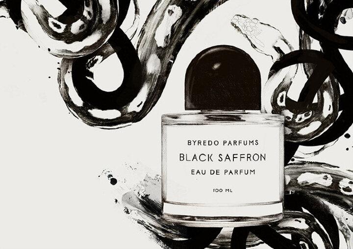 Nước hoa unisex nồng cháy hương vị phương Đông Byredo Black Saffron
