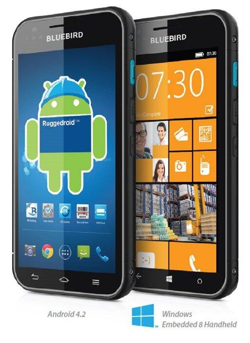Xuất hiện thiết bị smartphone chạy cả Android và Windows Phone 1