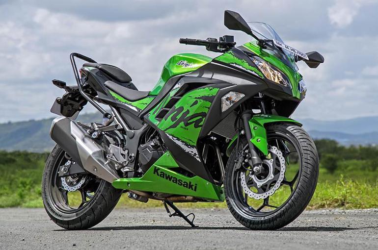 Kawasaki Ninja 300 đang được nhiều người ưa chuộng