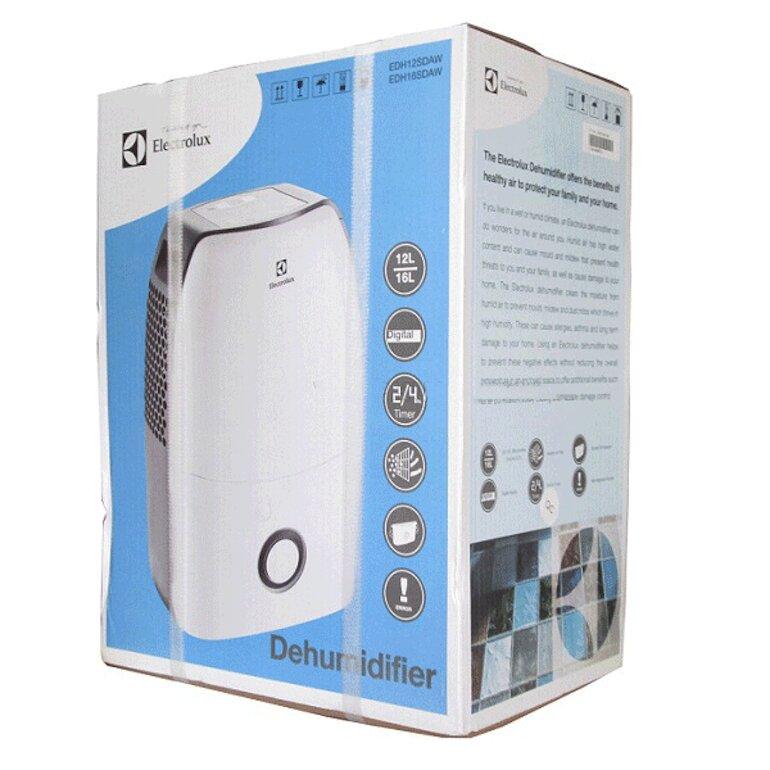 Hướng dẫn sử dụng máy hút ẩm Electrolux EDH12SDAW