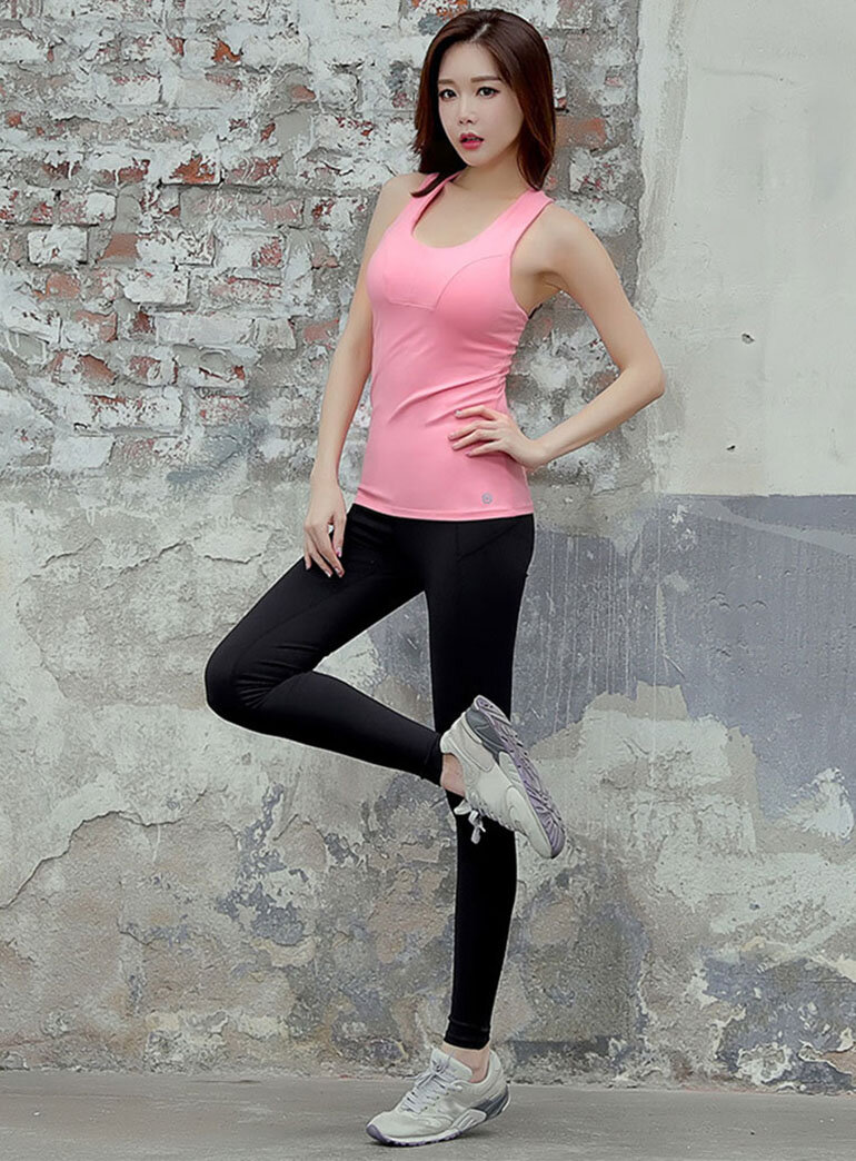 Đồ thể thao nữ tập gym Hàn Quốc GY023