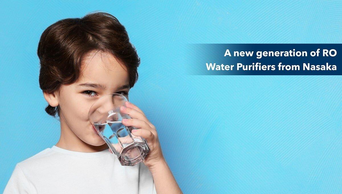 Nước đóng chai được sản xuất từ công nghệ lọc RO