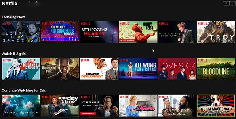 Tổng hợp 4 nguồn nội dung 4K HDR miễn phí xem được trên tivi 2018