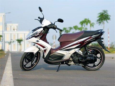 Yamaha Nouvo SX 2012