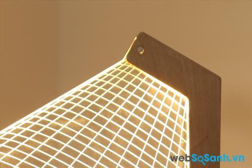 Dòng đèn 3D mới hứa hẹn sẽ mang lại đột phá cho không gian