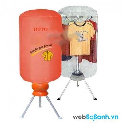 Máy sấy quần áo Otto TL88081