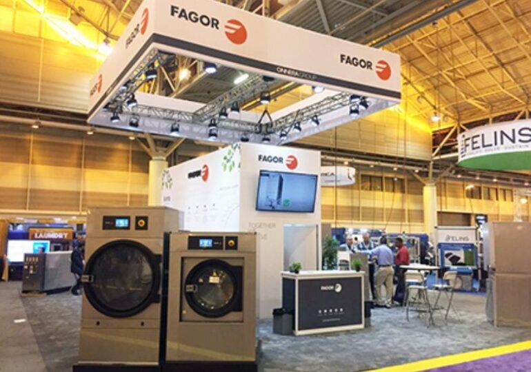 Máy giặt công nghiệp Fagor