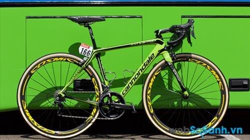 Cannondale Synapse tỏa sáng ở chặng 4 tại Tour de France 2015