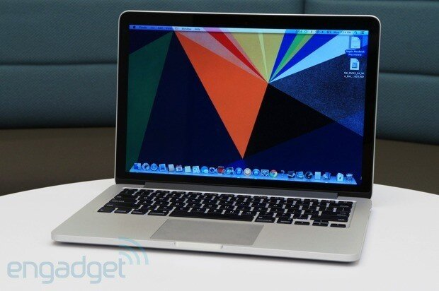 MacBook Pro 13 inch màn hình Retina