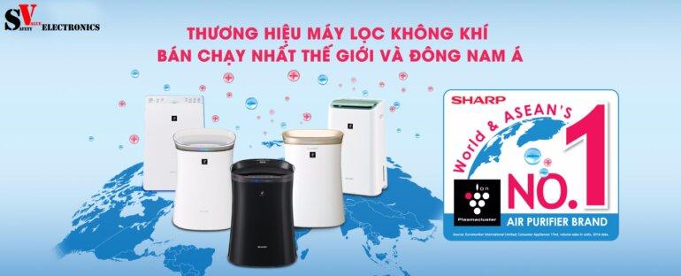 Điện máy Giá Trị Việt - Shop bán máy lọc không khí Sharp số 1 Hà Nội