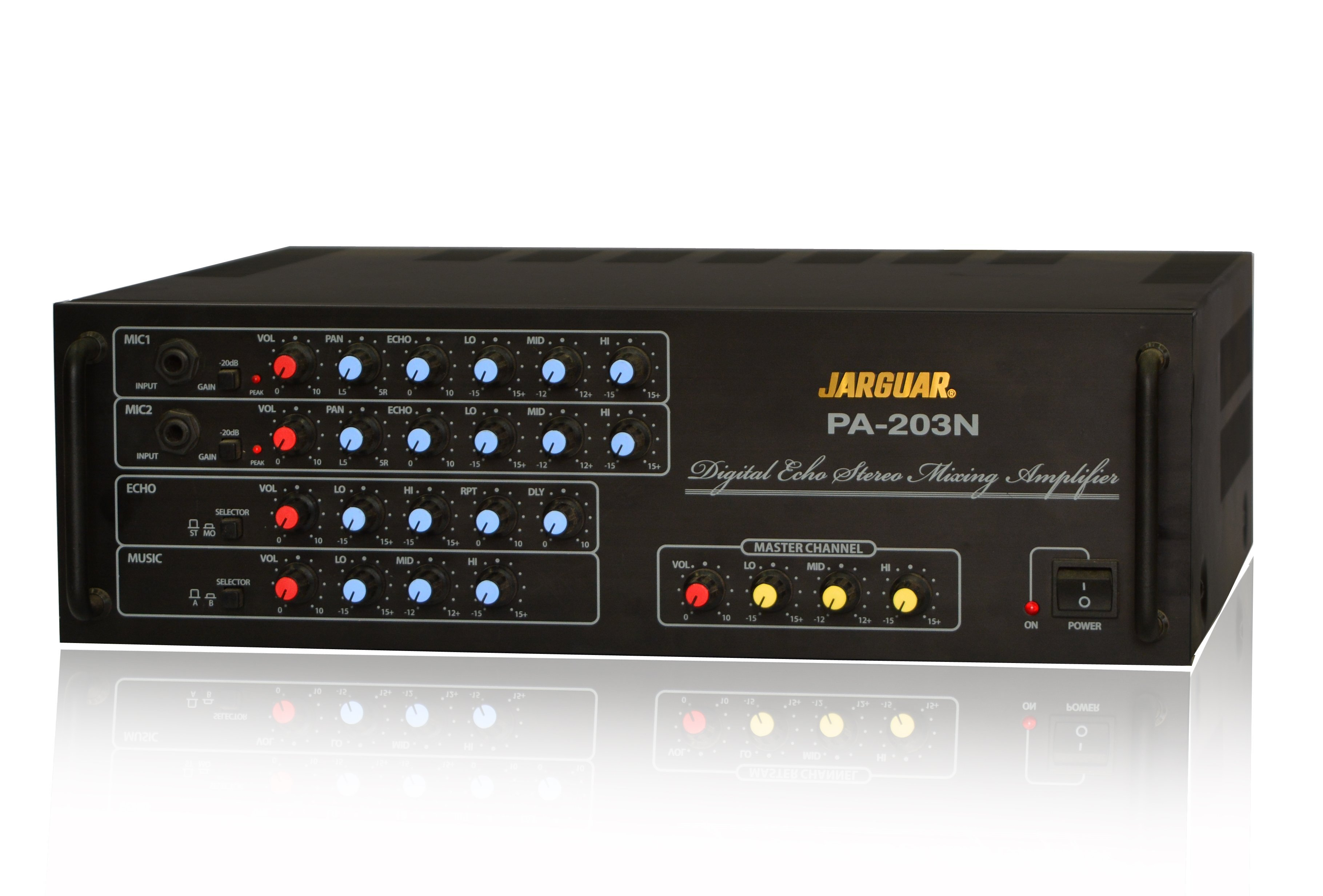 Amply karaoke Jarguar 203N
