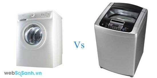 Electrolux EWF85761 và LG WFD1119DD (nguồn: internet)