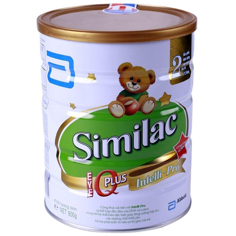 Sữa bột Similac IQ 2