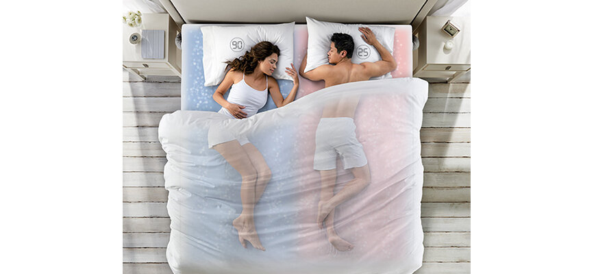 Trang bị điều hòa cho phòng ngủ