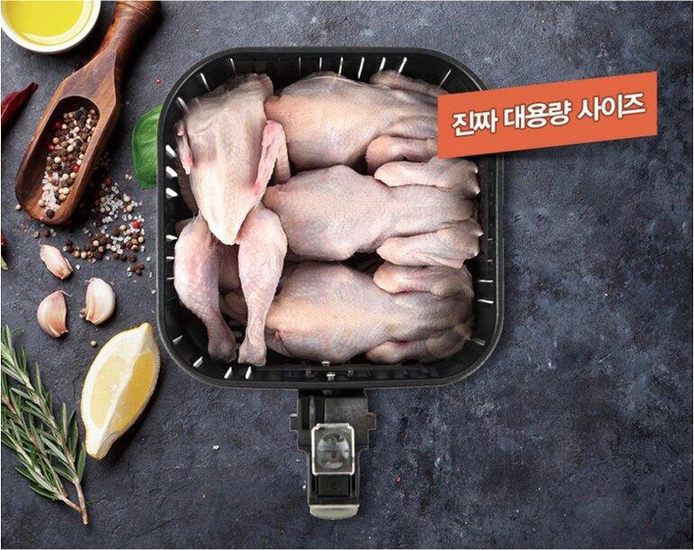 4 lưu ý quan trọng cần nhớ trong khi sử dụng nồi chiên không dầu Hàn Quốc Lotte