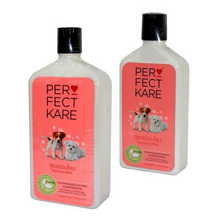 Sữa tắm cho mèo Perfect Kare