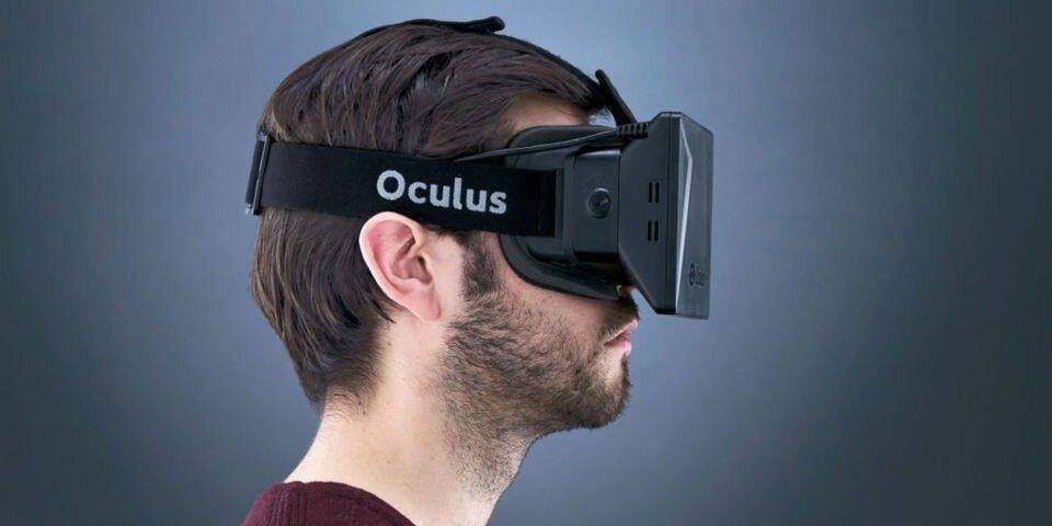 Oculus Rift giúp bạn không mỏi mắt dù sử dụng trong thời gian dài