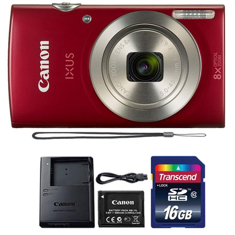 Máy ảnh Compact Canon IXUS 185