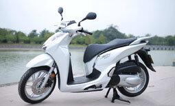 xe máy honda sh 2019