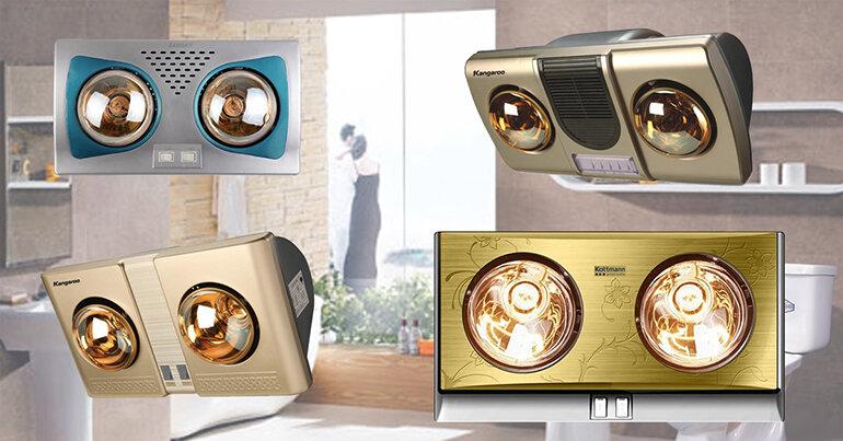 Chọn đèn sưởi phù hợp và tuân theo hướng dẫn sử dụng để đảm bảo an toàn