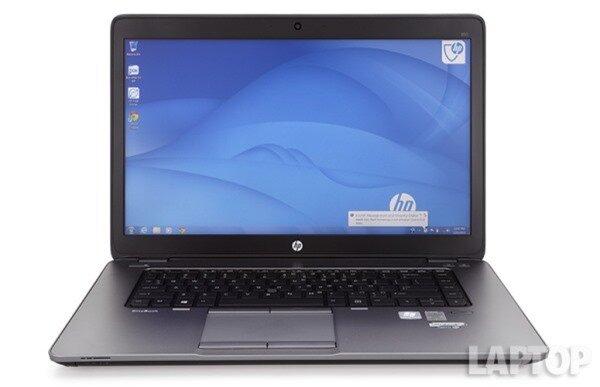 Đánh giá nhanh laptop HP EliteBook 850 G1