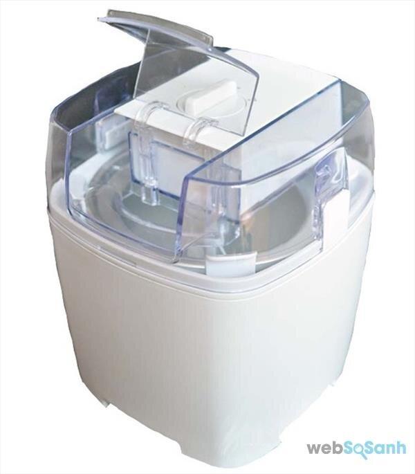 máy làm kem Komatsu KM-150 có tốt không