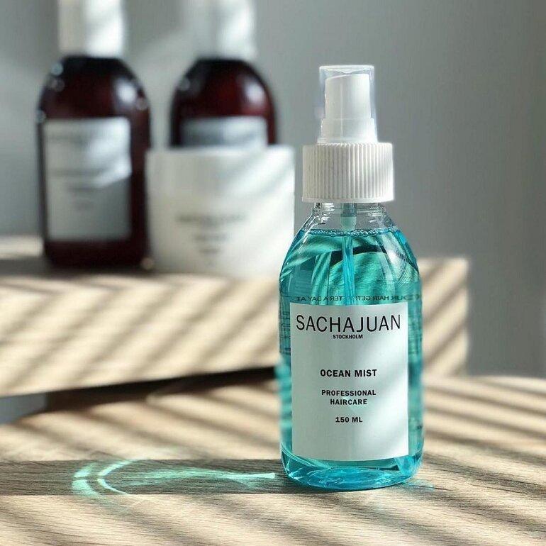 Xịt dưỡng tóc uốn Sachajuan