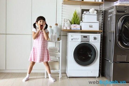 Electrolux EWW1273 và LG WD18600 đều sở hữu công nghệ giặt hiện đại (nguồn: internet)