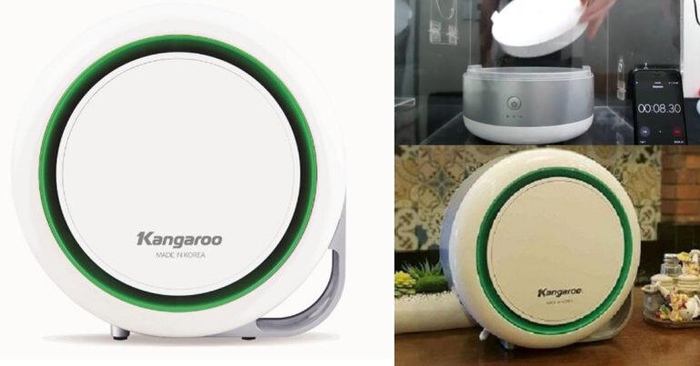 Review máy lọc không khí Kangaroo KG AP3 : TỐT - ĐẸP - RẺ nhưng chỉ phù hợp cho những không gian nhỏ