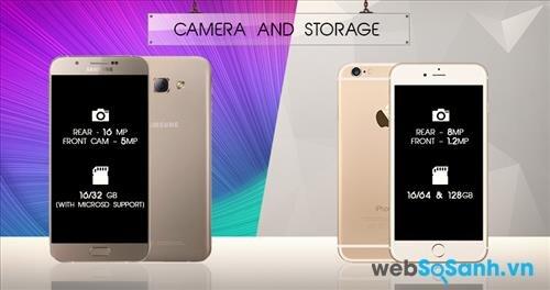 Camera của hai smartphone đều đem đến những bức ảnh chất lượng tốt