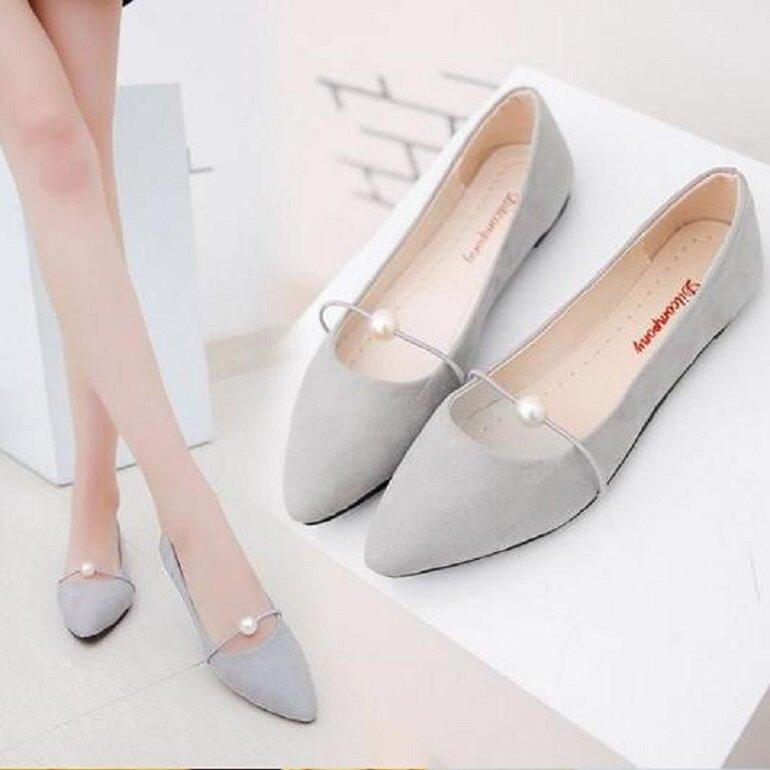giày búp bê nữ đẹp có quai