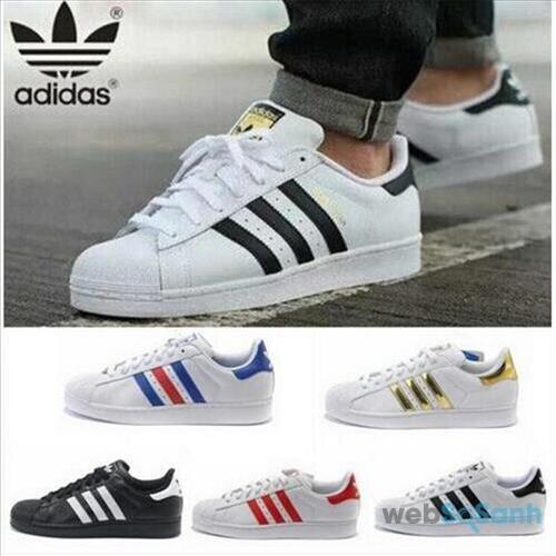Giày Adidas Super Star cho nữ