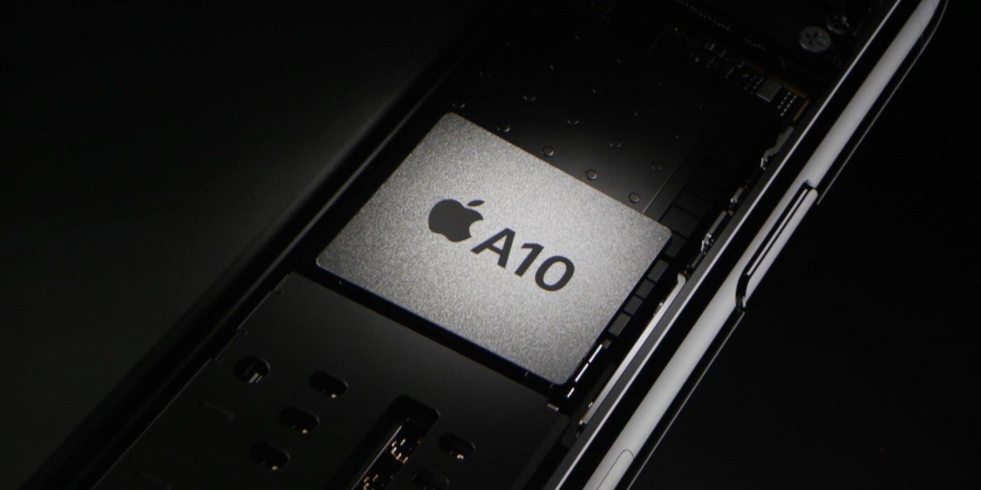 chip A của Apple