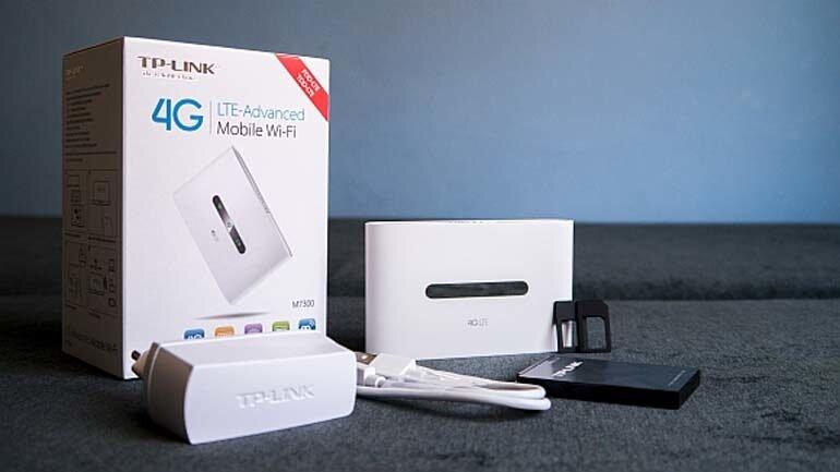 Bộ phát wifi di động 4G TP-Link