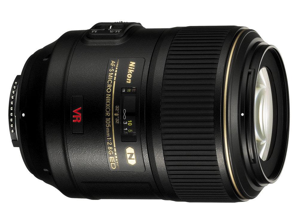 Lens AF-S VR Micro Nikkor 105mm f/ 2.8 IF-ED