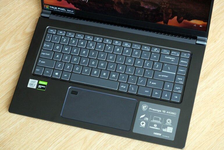 laptop msi prestige 15