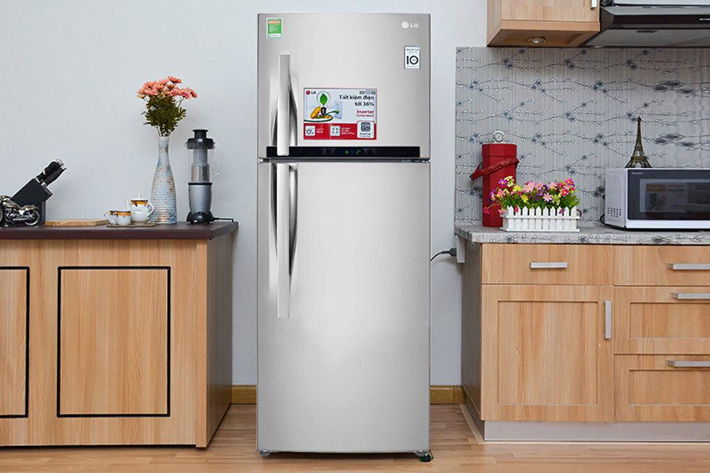 Tủ lạnh LG từ lâu đã được nhiều người tin tưởng sử dụng