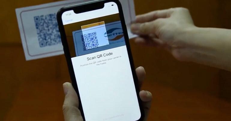 eSIM sẽ được Viettel , Vinaphone và Mobifone gấp rút triển khai trong năm 2019 nhưng không phải iPhone nào cũng dùng được