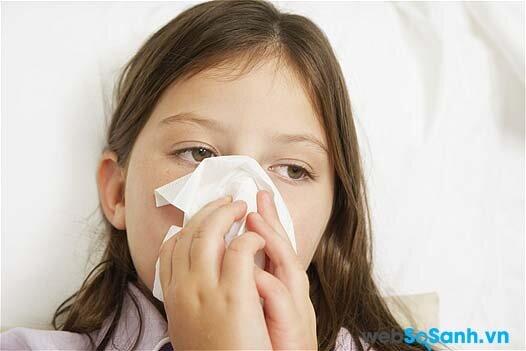 Nếu bạn bị sốt hãy nghĩ đến cảm cúm