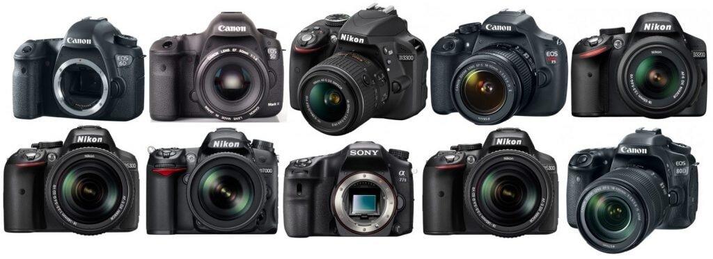 Nên mua máy ảnh DSLR nào?