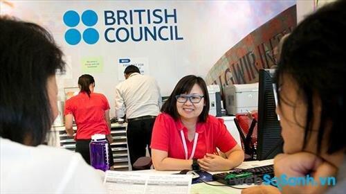 Học tiếng anh ở đâu tốt nhất: Hội đồng Anh