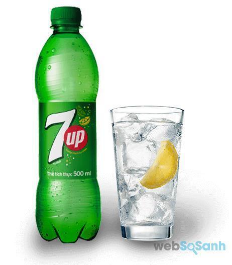 Giá nước 7up