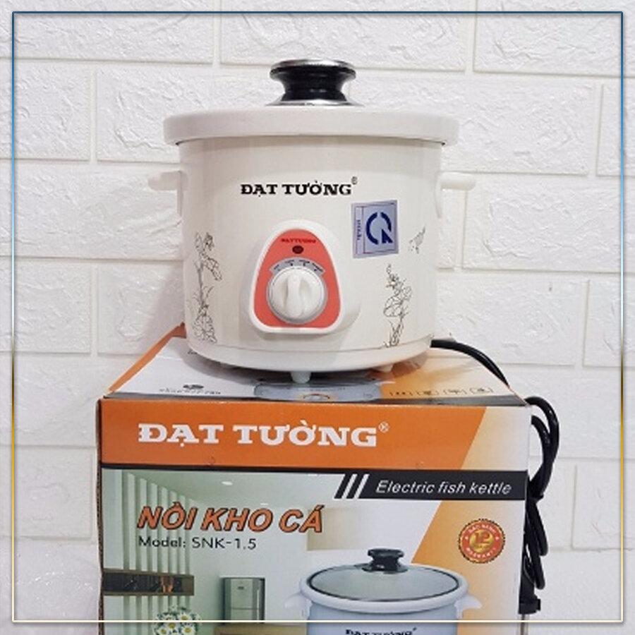 Nồi nấu cháo Đại Tường là sản phẩm Việt Nam cực kỳ chất lượng