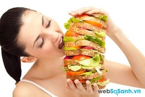 Loại bỏ thói quen nghiện đồ ăn