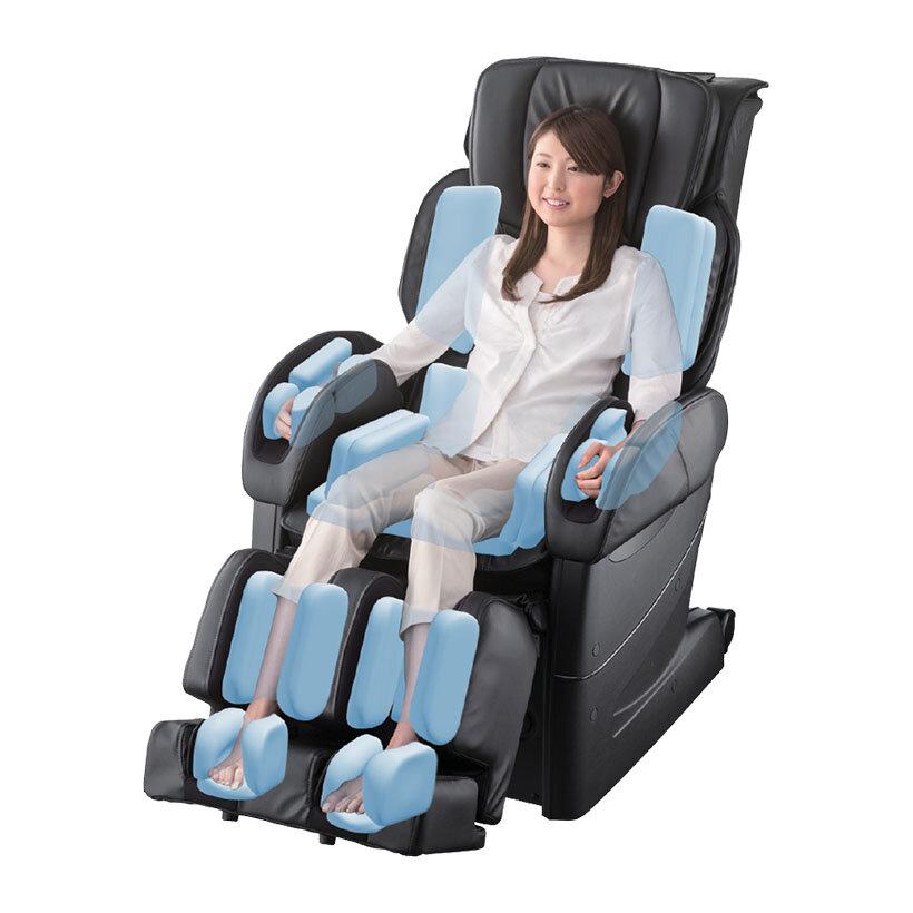 Thư giãn với ghế massage toàn thân Fujiiryoki EC3900